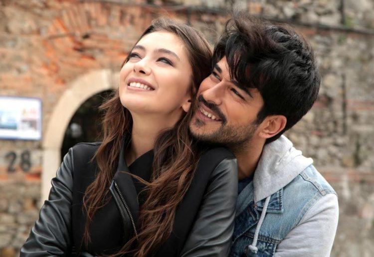 Черная любовь - страстный турецкий сериал