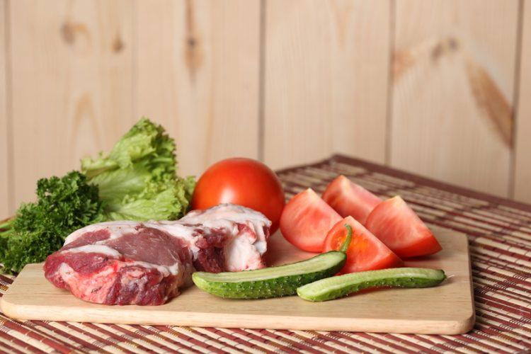 Белково мясная диета